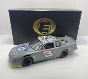Action Elite 1/24scale 2002 Oreo-ritz Test Car 3 Sighned Dale Jr. Limited Rare