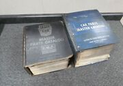 1968 Ford Mustang Coupe Convertible Parts Catalog Manual Set Gt Mach 1