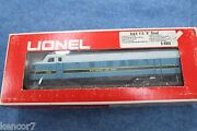 1973 Lionel 6-8363 Bando Baltimore And Ohio F3a Powered Diesel Engine L2615