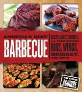 America's Best Barbecue Recipes And Techniques For Prize-winning Ribs, Wings, New