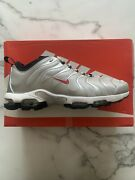 Deadstock Nike Air Max Tn Silver Bullet Uk8.5 Only Pair Available Worldwide