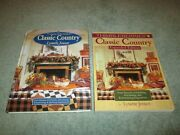 2 New Thimbleberries Classic Country Quilting Books Lynette Jensen