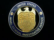 Ncis Contingency Response Field Office Challenge Coin