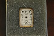 Vintage Patek Philippe For And Co Dial Breguet Numbers 18.01mm X 26.30mm
