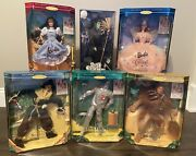 Barbie Hollywood Legends, Wizard Of Oz Lot With Wicked Witch Of The West