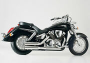 Falcon Exhaust System Vtx1300cx Fury 2010- E-certified Exhaust