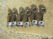 International Farmall 460 Utility Ih Tractor 6 More Power Pistons Rod Rings