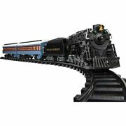 The Polar Express Model Train Set With Powered Remote Battery Large Scale Size