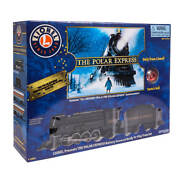 Deluxe Lights And Sounds Collectible Lionel The Polar Express Christmas Train Set