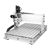 Usb 4 Axis 6040 Cnc Router Machine Engraving Wood Drill/milling Machine 1.5kw