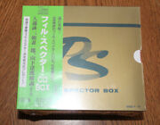 Phil Spector 5 Cd Disc Set - Ronettes - Crystals - Rare Japanese Import