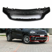Fit For Jeep Grand Cherokee 2014-2020 Abs Black Front Bumper Lip Surround Cover