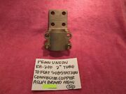 Penn Union Ra-20f Brand New Tube To Flat Substation Connector Copper Free Shippi