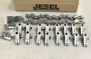 Jesel Chevy Sb2.2 Complete Roller Rocker Arms Kit 1.90/1.90 New Stands And Bolts