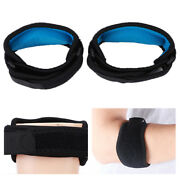 Compression Elbow Sleeve Brace Support Training Gym Bandage Arm Pads Guard