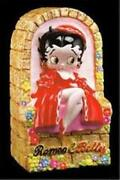 Betty Boop Romeo And Juliet Collectable Cookie Jar Star Jars New In Box 25/1000