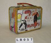 Kung Fu Childrens Metal Lunch Box 1974 King-seeley Martial Arts Tv Show