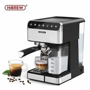 Espresso Coffee Machine And Milk Frother Automatic 20bar Coffee Maker