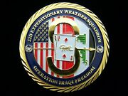 Commander 22nd Expeditionary Weather Squadron Special Operations Challenge Coin