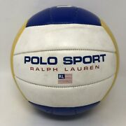 Vintage 90's Rawlings Brand Polo Sport Volleyball 1997
