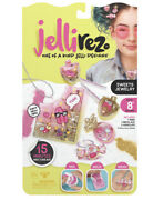 Jelli Rez Sweets Jewelry Pack - Quick And Easy Diy Craft Activity Kit