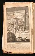1790 The Housekeeper's Instructor Or Universal Family Cook W A Henderson Scar...