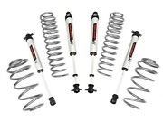 Rough Country 2.5in For Jeep Wrangler Tj Suspension Lift Kit W/v2 Shocks 6cyl