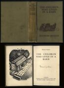 1938 Eleanor Graham - Rare Signed 1st Edition The Children Who Lived In A Barn
