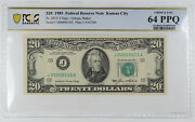 1985 20 With 2 Digit Serial Number J00000010a Pcgs 64ppq