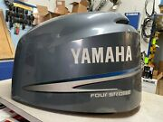 Yamaha Four Stroke 225 Hp Top Cowling/ Fits F200-f225 3.3l. 02and039 -10and039- Stk 9223