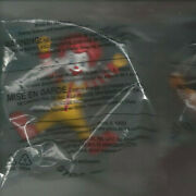 Mcdonalds Under 3 Toys Baby Ronald In A Rolling Wheel 2007