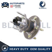 For Chevy Malibu W/ Abs 5 Lug Complete Rear Left Or Right Wheel Bearing And Hub