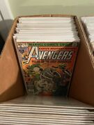 Lot Of 15 Different All Avengers Comic Books