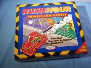 Binary Arts Rush Hour Traffic Jam Puzzle Logic Game 1 Player Strategy Game 1996