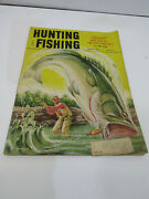 Old 1954 Outdoor Hunting Fishing Wade Right In And Catering Bass Magazine
