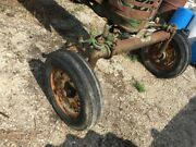 Oliver 88 Rc Tractor Factory Complete Wide Frontend Wide Front + Tires Gear Box