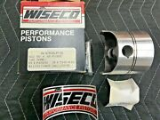 Wiseco Mystery Piston 4456ps Suzuki Gs1100/1150 With Pins And Circlips No Domes
