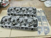 Dated 1969 L88 Zl1 427 Bbc Rectangle Aluminum Heads 3946074 074 Modified