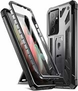 For Galaxy S21 S21 Plus S21 Ultra Case | Poetic ® [full Coverage] W/stand Cover
