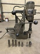 Black And Decker 2 Magnetic Drill Press. Used In Good Working Condition