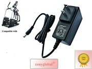 Ac Adapter For Nordictrack A.c.t. Commercial 10 Elliptical Series Power Supply