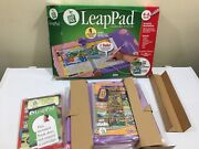 Leapfrog Leappad Learning System Pink-purple New Open Box