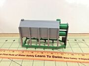 1/64 Standi Toys Silver And Green 1 High Grain Dryer Free Shipping