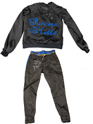 Wwe Carmella Ring Worn Hand Signed Survivor Series 16 Outfit With Proof And Coa