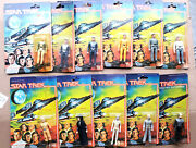 1979 Star Trekmotion Picture 3.75 Mego Action Figures-carded-your Choice 12