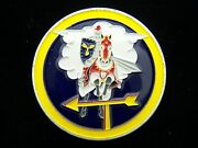 Commander Usaf 21st Operational Weather Squadron Challenge Coin