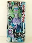 Mattel Monster High 12 Doll Twyla Getting Ghostly Haunted Dungeon