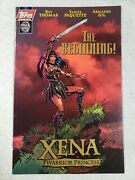 Xena Year One American Entertainment, Yanick Paquette Cover, Roy Thomas