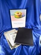 Wayne Thiebaud Private Drawings The Artistandrsquos Sketchbook Signed + 27 Clippings+