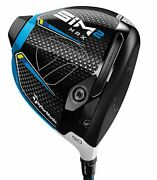 Taylormade Golf Sim2 Max 10.5 Right Handed Driver Custom You Pick Shaft And Flex